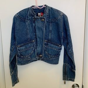 Max Jeans Jacket